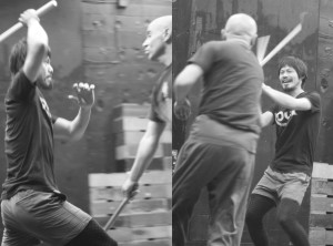 stage combat 2a